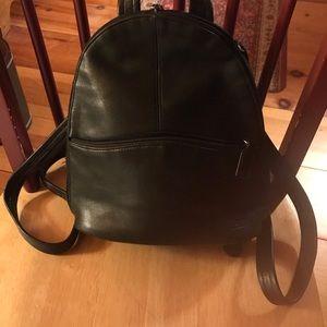 Tignanello small leather backpack
